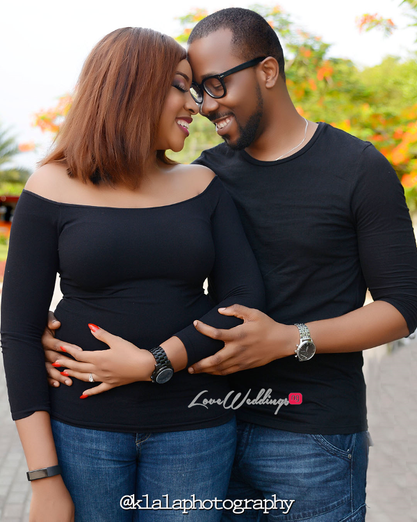 Nigerian Engagement Shoot Chichi and Stan LoveweddingsNG Klala Photography 19