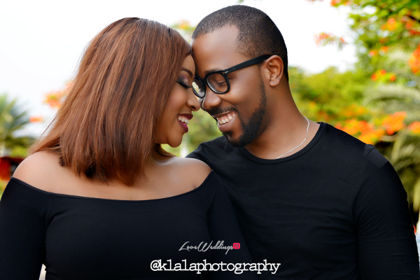 Nigerian Engagement Shoot Chichi and Stan LoveweddingsNG Klala Photography 2