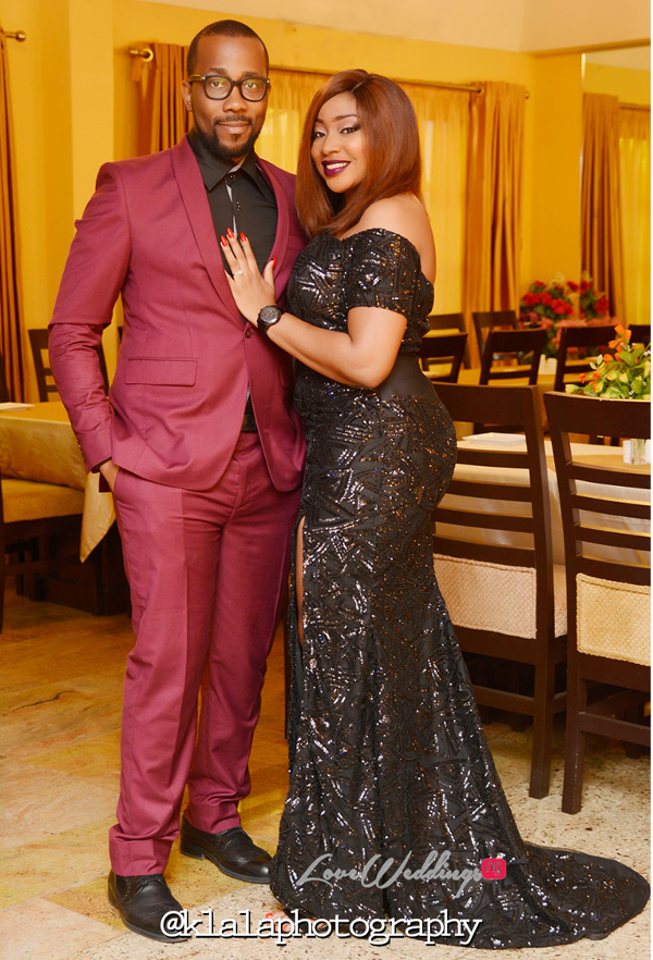 Nigerian Engagement Shoot Chichi and Stan LoveweddingsNG Klala Photography 9