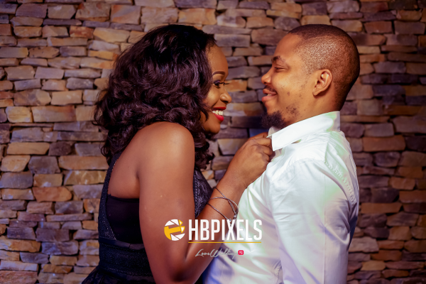 Emmanuel & Nnenna's love started from the DP | HB Pixels