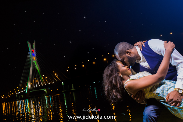 Rilwan & Nafisat's Engagement Shoot | Jide Kola