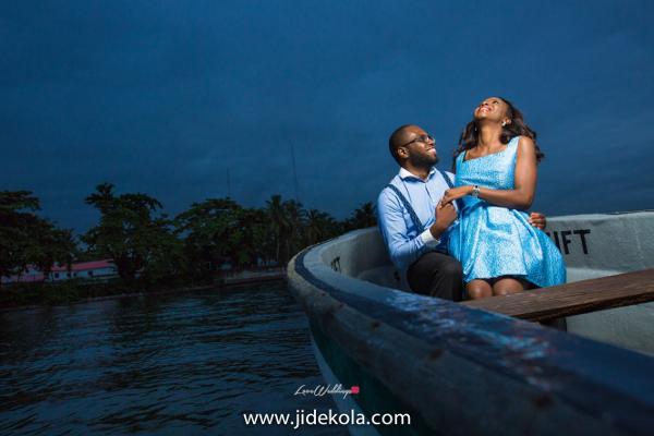 Nigerian Engagement Shoot Nafisat and Rilwan Jide Kola LoveweddingsNG 2