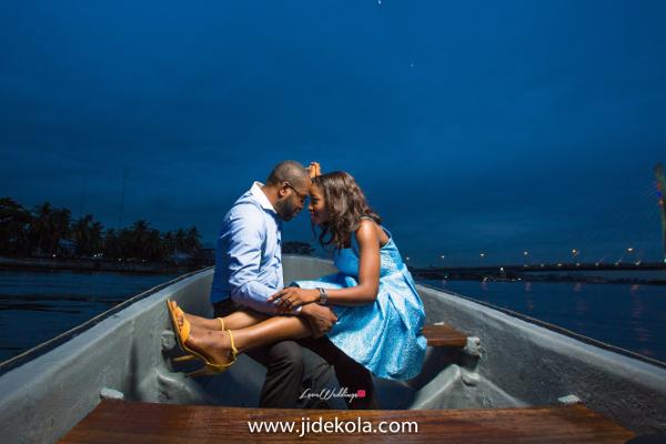 Nigerian Engagement Shoot Nafisat and Rilwan Jide Kola LoveweddingsNG 3