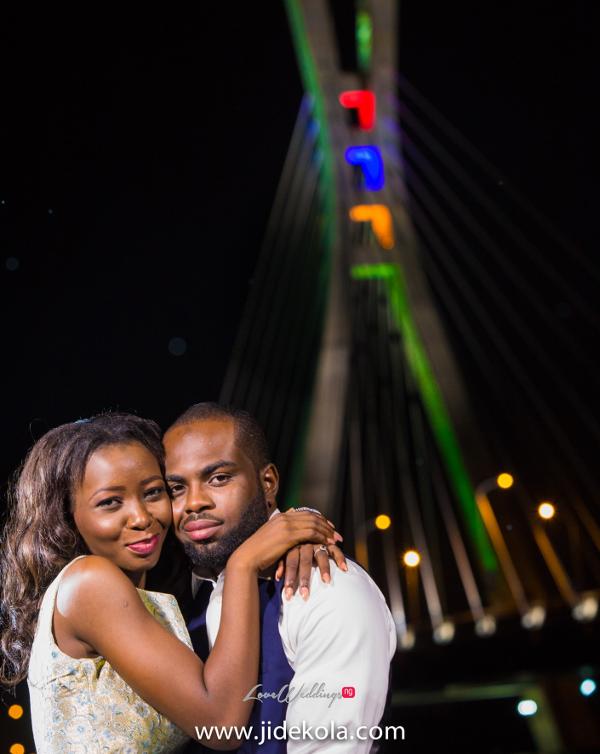 Nigerian Engagement Shoot Nafisat and Rilwan Jide Kola LoveweddingsNG 5