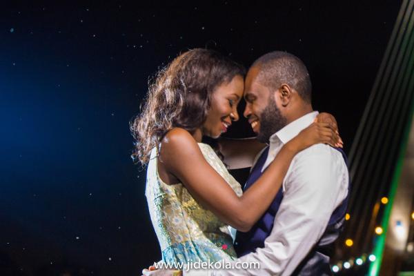 Nigerian Engagement Shoot Nafisat and Rilwan Jide Kola LoveweddingsNG 7