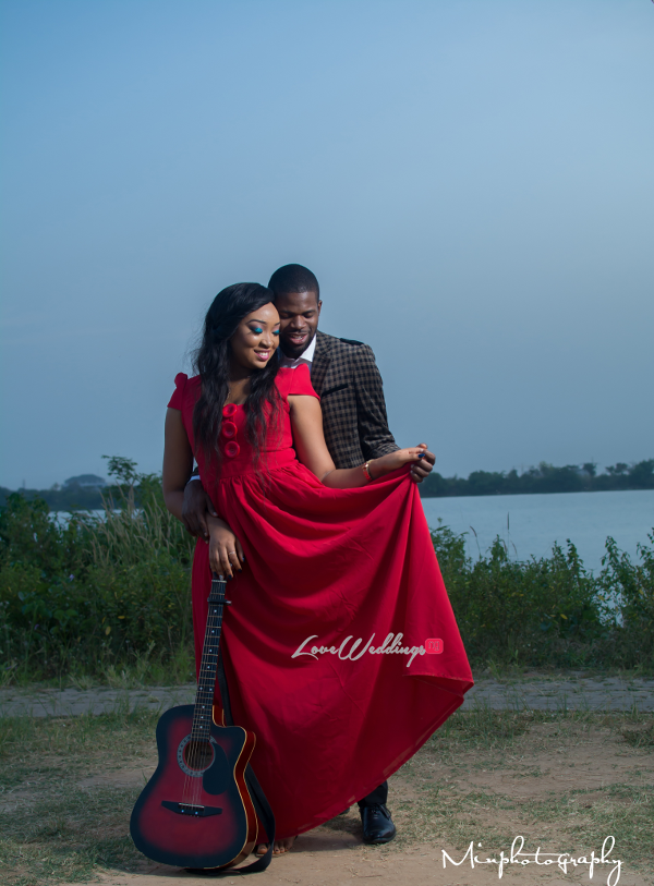 Nigerian Engagement Shoot #Sobee2016 LoveweddingsNG 5