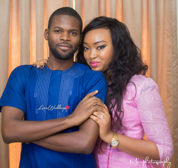 Nigerian Engagement Shoot #Sobee2016 LoveweddingsNG 6