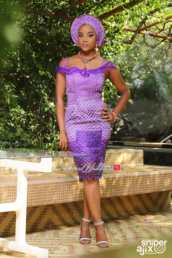 Nigerian Garden Shoot Artsmith Collections by Gbenga Dada - The Comfy Freak LoveweddingsNG 2