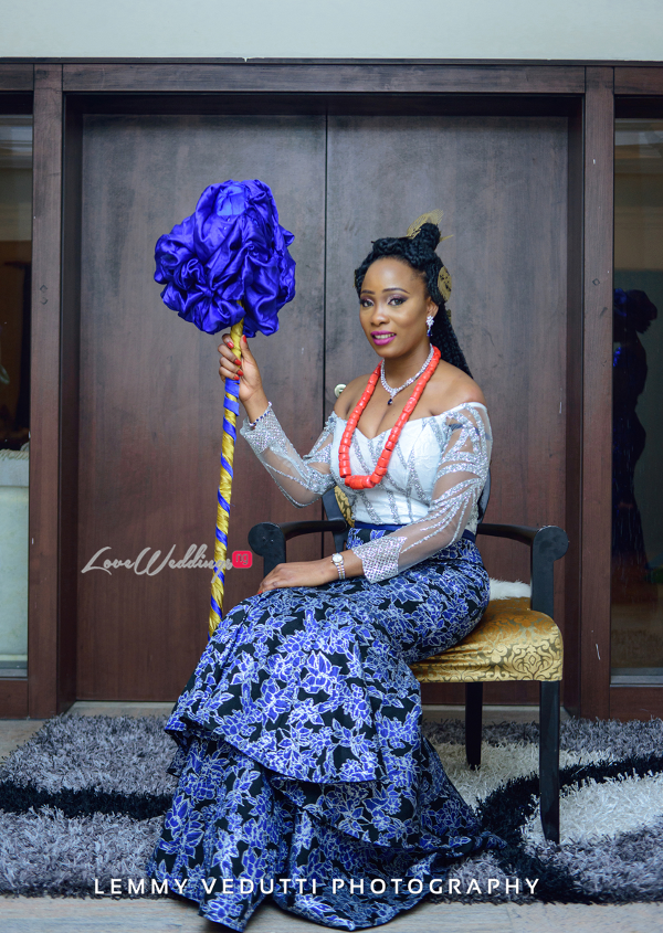 Nigerian Traditional Bride Jane and Solomon Lemmy Vedutti Photography LoveweddingsNG 4
