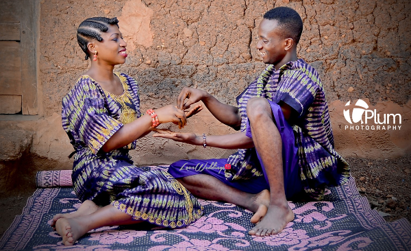 Simbo & Tolani's Trad-Inspired Engagement Shoot | tPlum Photography