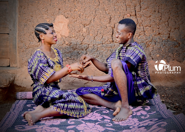 Nigerian Traditional Engagement Shoot Simbo and Tolani LoveweddingsNG tPlum Photography 2