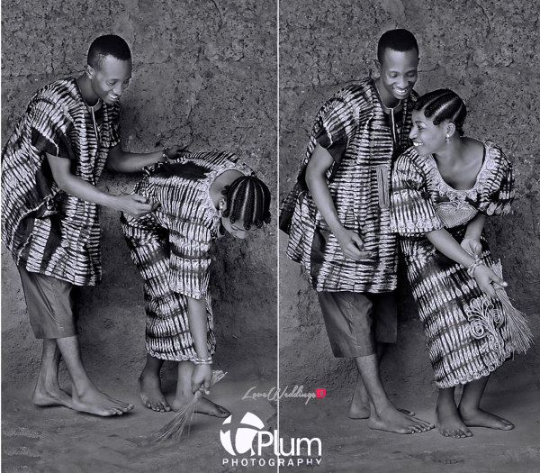 Nigerian Traditional Engagement Shoot Simbo and Tolani LoveweddingsNG tPlum Photography 5