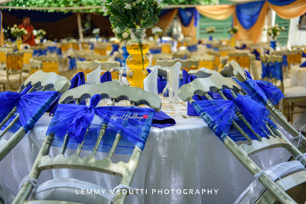 Nigerian Traditional Wedding Decor Jane and Solomon Lemmy Vedutti Photography LoveweddingsNG 5