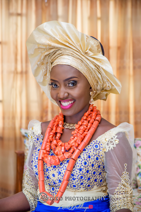 Nigerian Traditional Wedding Esther and Ben Bride Diko Photography LoveweddingsNG 2