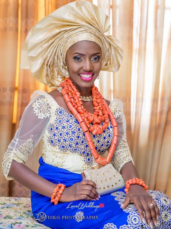 Nigerian Traditional Wedding Esther and Ben Bride Diko Photography LoveweddingsNG 3