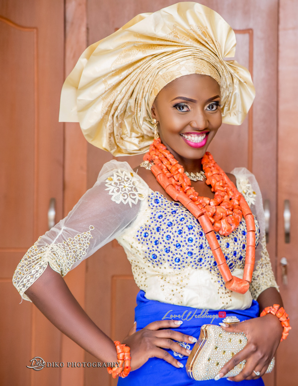 Nigerian Traditional Wedding Esther and Ben Bride Diko Photography LoveweddingsNG
