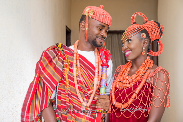 Nigerian Traditional Wedding Esther and Ben Bride and Groom Diko Photography LoveweddingsNG