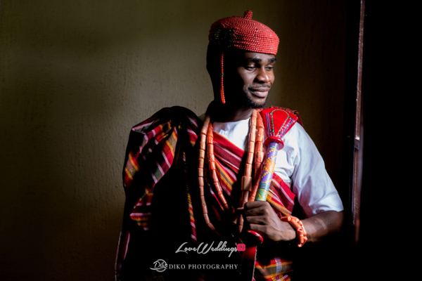Nigerian Traditional Wedding Esther and Ben Groom Diko Photography LoveweddingsNG 1