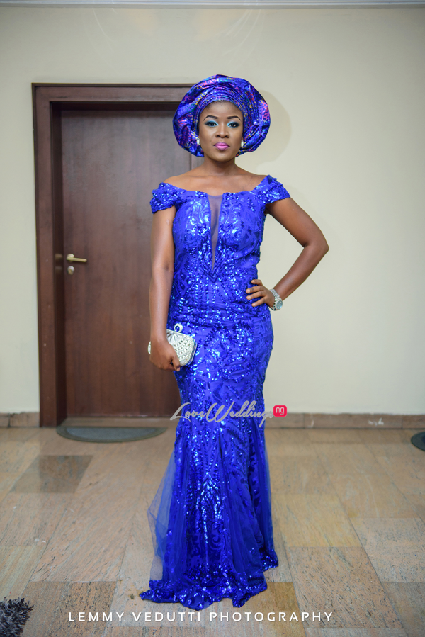 Nigerian Wedding Guest Jane and Solomon Lemmy Vedutti Photography LoveweddingsNG 1
