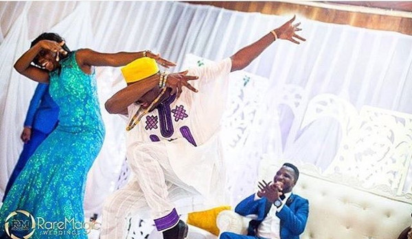 Nigerian Wedding Oya DAB LoveweddingsNG 2