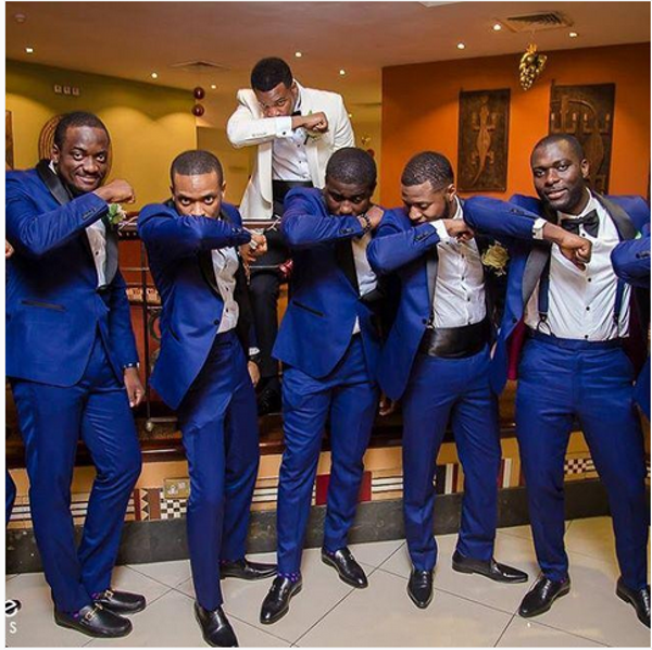 Nigerian Wedding Oya DAB LoveweddingsNG