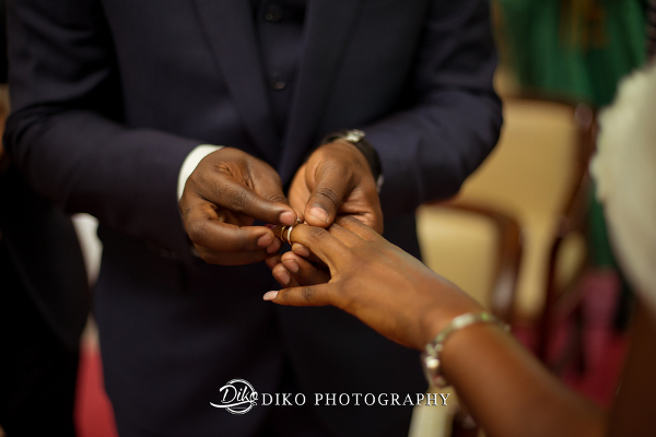 Nigerian Wedding  Ring Grace and Pirzing LoveweddingsNG Diko Photography