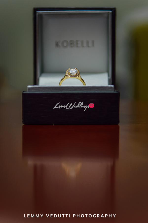Nigerian Wedding Ring Jane and Solomon Lemmy Vedutti Photography LoveweddingsNG