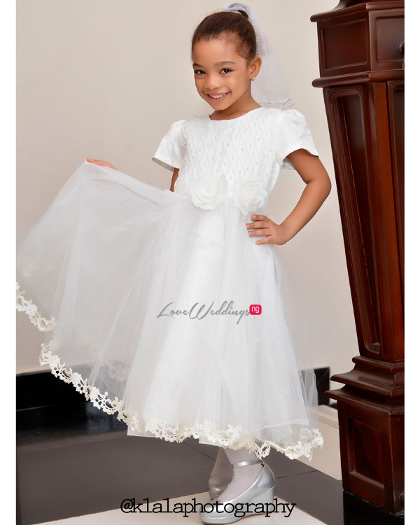 Nigerian Wedding Susan and Washington Little Bride LoveweddingsNG Klala Photography