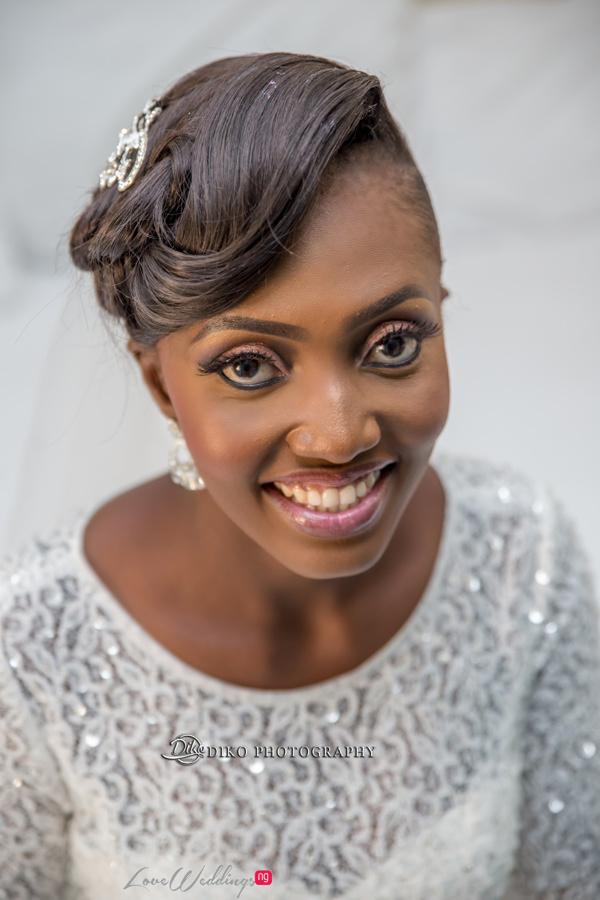 Nigerian White Wedding Esther and Ben Bride Diko Photography LoveweddingsNG 2