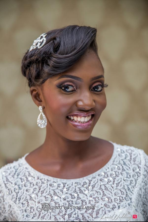 Nigerian White Wedding Esther and Ben Bride Diko Photography LoveweddingsNG 4
