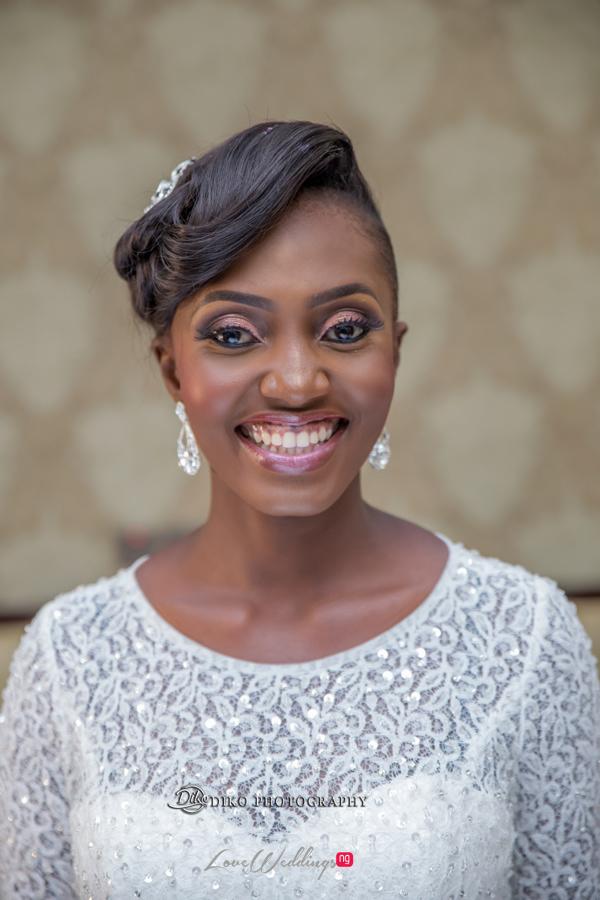 Nigerian White Wedding Esther and Ben Bride Diko Photography LoveweddingsNG 5