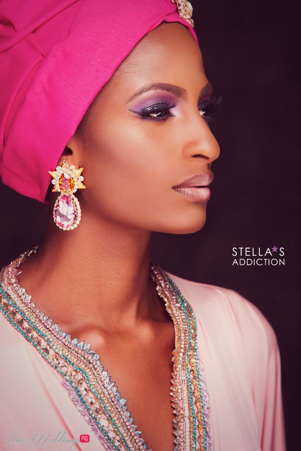 Northern Bridal Makeup Shoot Stellas Addiction LoveweddingsNG 3