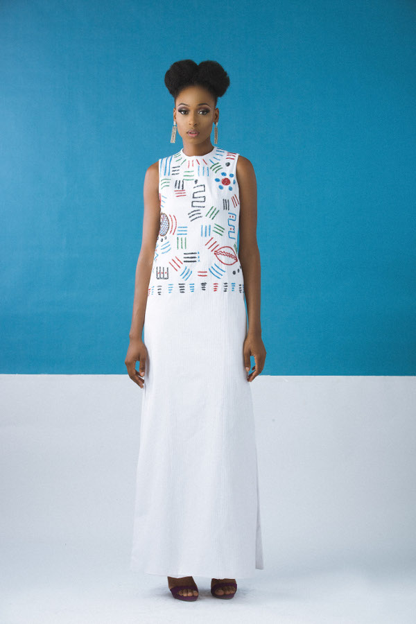 Osuare Unbroken SS16 Collection LoveweddingsNG 7