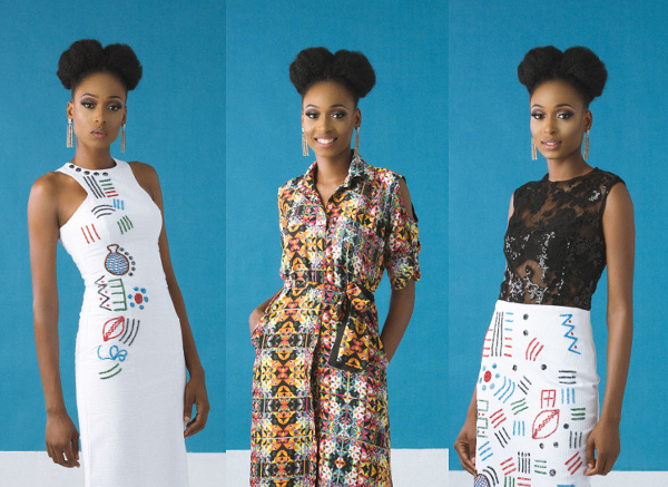 Osuare Unbroken SS16 Collection LoveweddingsNG feat