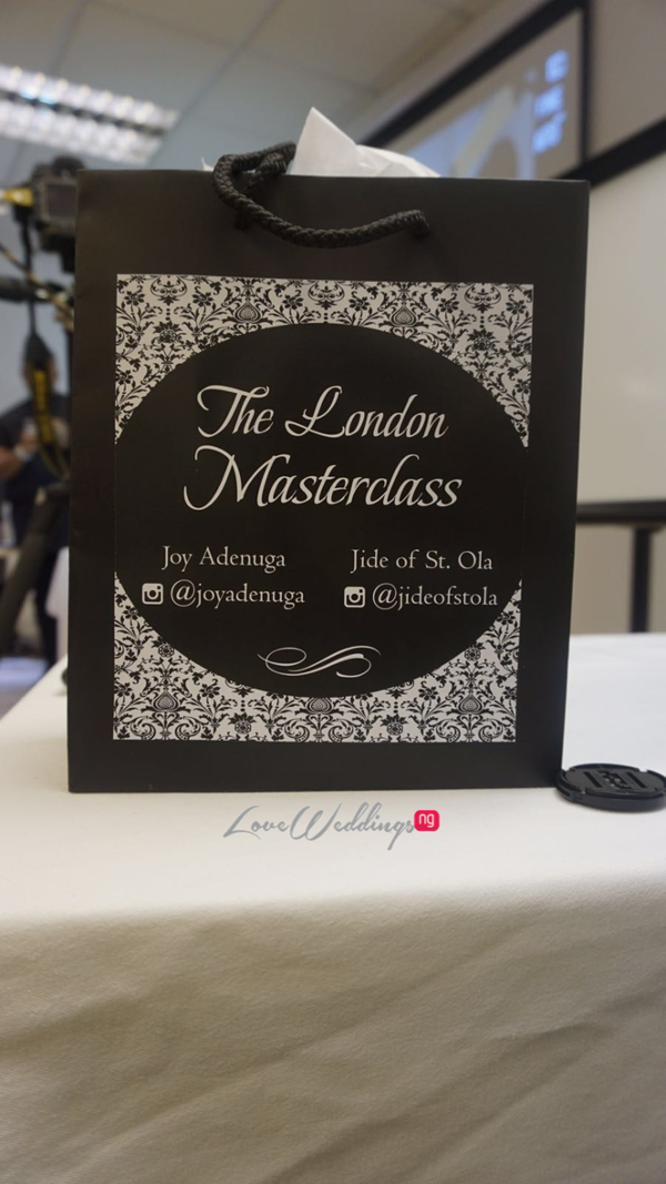 The London Masterclass - Joy Adenuga & Jide of St. Ola LoveweddingsNG 19