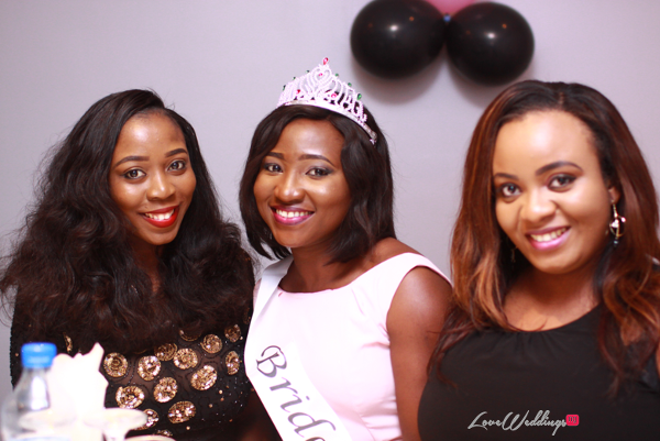Titi's Chanel Themed Bridal Shower Bride and Friends Partito By Ronnie LoveweddingsNG