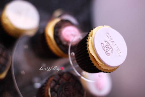 Titi's Chanel Themed Bridal Shower Cupcakes Partito By Ronnie LoveweddingsNG 1