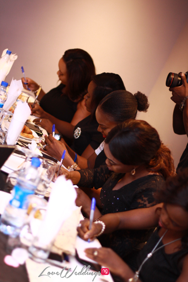 Titi's Chanel Themed Bridal Shower Guests Partito By Ronnie LoveweddingsNG 1