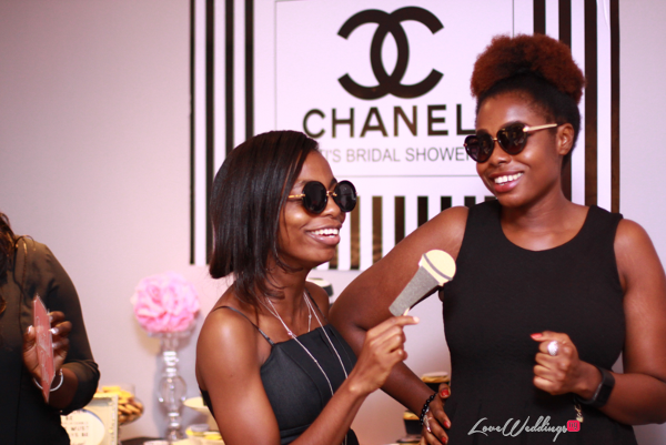 Titi's Chanel Themed Bridal Shower Guests Partito By Ronnie LoveweddingsNG 3
