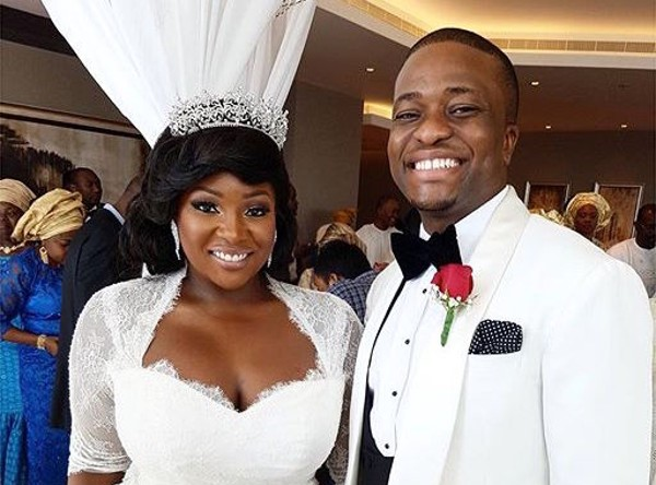 First Pictures from Tolu 'Toolz' Oniru & Tunde Demuren's Dubai Wedding