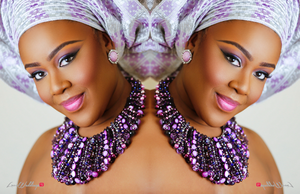 Traditional Beads Shoot SeunD's Beads LoveweddingsNG feat