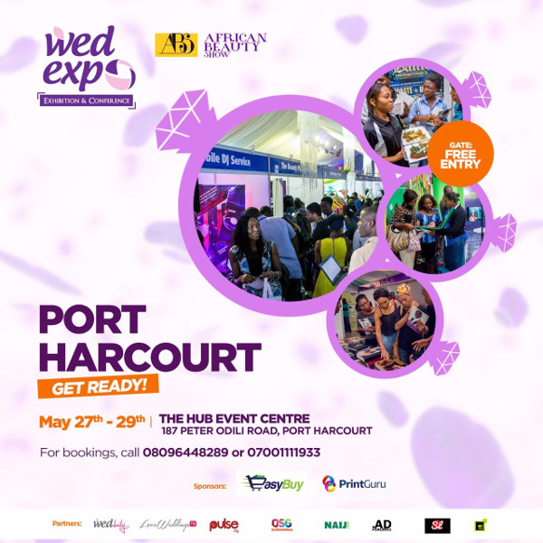 WED Expo Port Harccourt LoveweddingsNG