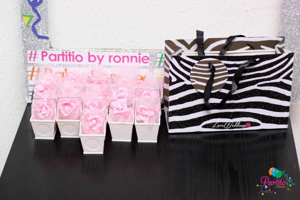 Yetunde's Kate Spade Themed Bridal Shower Favours LoveweddingsNG Partito by Ronnie