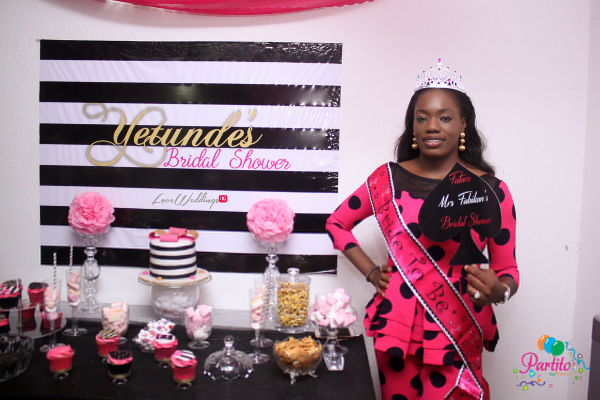Yetunde's Kate Spade Themed Bridal Shower LoveweddingsNG Partito by Ronnie 4