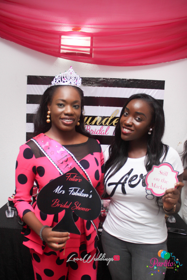 Yetunde's Kate Spade Themed Bridal Shower LoveweddingsNG Partito by Ronnie 5