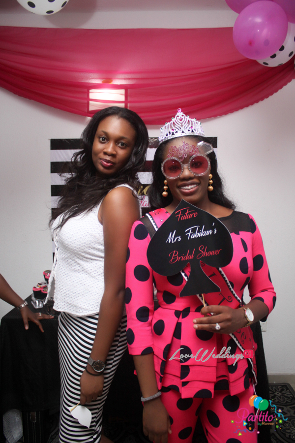 Yetunde's Kate Spade Themed Bridal Shower LoveweddingsNG Partito by Ronnie 7