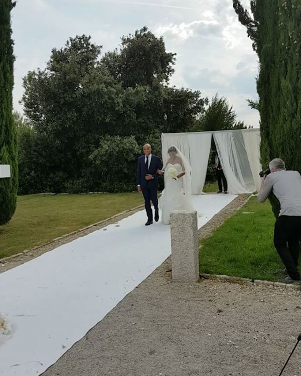 Chinwetel Ejiofor's sister Kandi weds Dele #Kandele Destination Wedding Croatia LoveweddingsNG 2