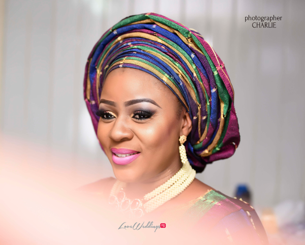 Elizabeth Da Silva Nollywood Actress Birthday Traditional Bride LoveweddingsNG 1