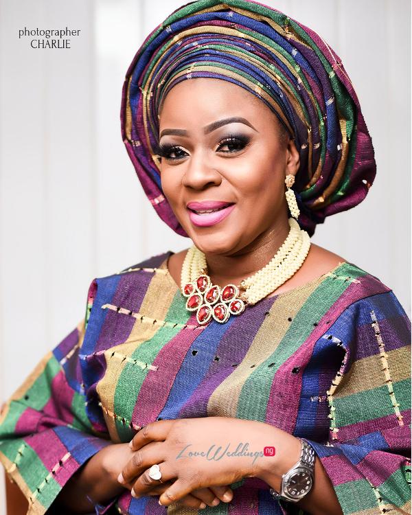 Elizabeth Da Silva Nollywood Actress Birthday Traditional Bride LoveweddingsNG 2