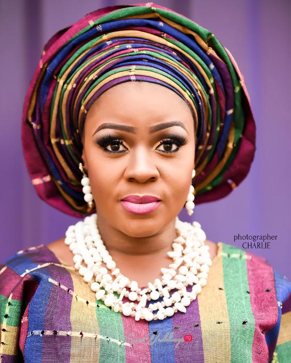 Elizabeth Da Silva Nollywood Actress Birthday Traditional Bride LoveweddingsNG 3